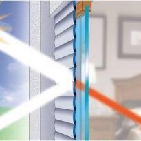 Tapparella a risparmio energetico DUBLA in Alluminio Coibentato e Plastica