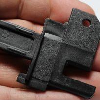 Accessori zanzariera corsoio barra maniglia in Nylon per nostri prodotti