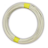 Filo Plasticato Mt. 20 Mm 2,8 Bianco
