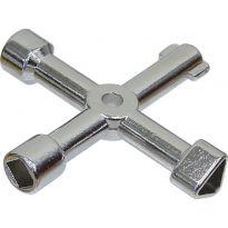 Chiave Universale X Cassette Contatori Gas