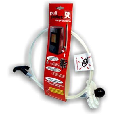 Scovolo Kit X Tubi Pellet C/aste 2 Mt 80/100 Mm