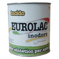 Smalto Eurolac Inodore 0,375 Bianco         V