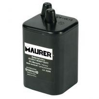 Batteria X Lampada Stradale  6 V. Maurer