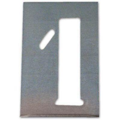 Stampo Traforato Numeri Mm 50/70