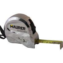 Flessometro Maurer Chromo 3mt 13mm - Cf. In Blister
