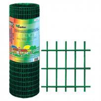"""Rete Papillon """"enclose"""" 50x75mm H100cm 25mt Plasticata Sgs"""