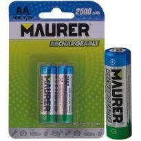 Batterie Maurer Ricaricabili Stilo (bl.2pz.)