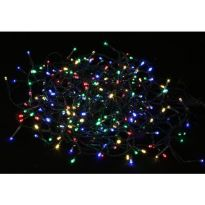 Natale - Luci 100 Led L.multicolor Int/est Maurer - Cf. In Scatola