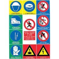 Cartello Segnaletico di Sicurezza