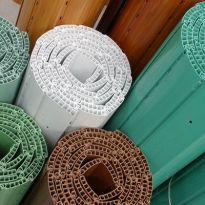 Tapparelle e avvolgibili in PVC da 4-5-6 kg. mq. plastica robusta