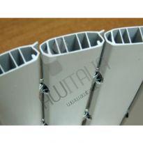 Tapparelle e avvolgibili in pvc Unica 55 con ganci