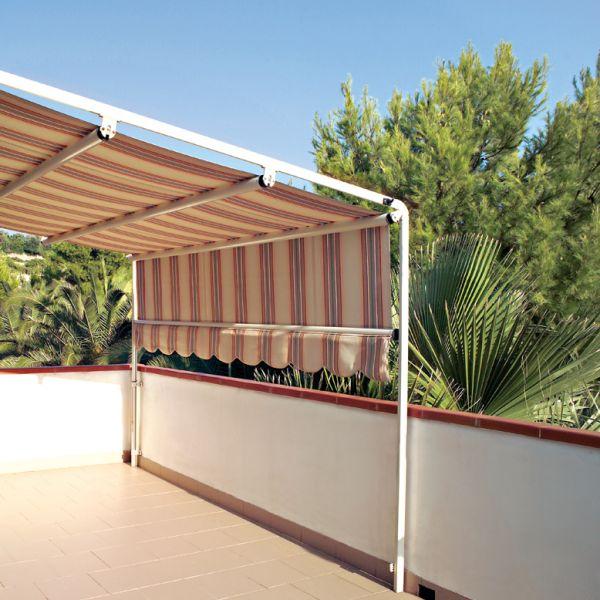 Tenda Da Sole Per Attico Giardino Terrazzo E Patio