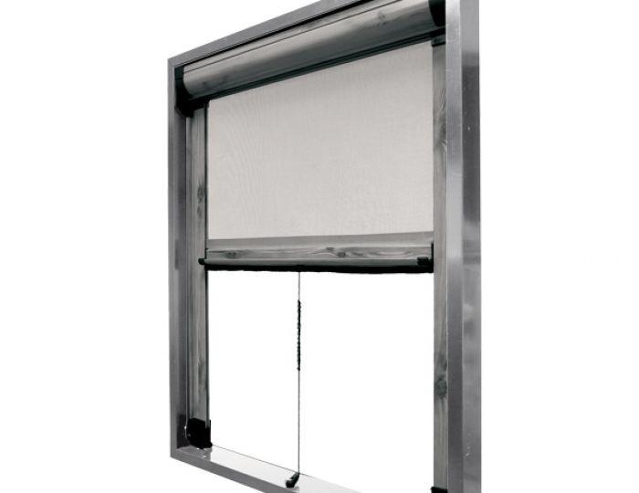 Zanzariera per finestra a scorrimento verticale Rica 55 PROMO