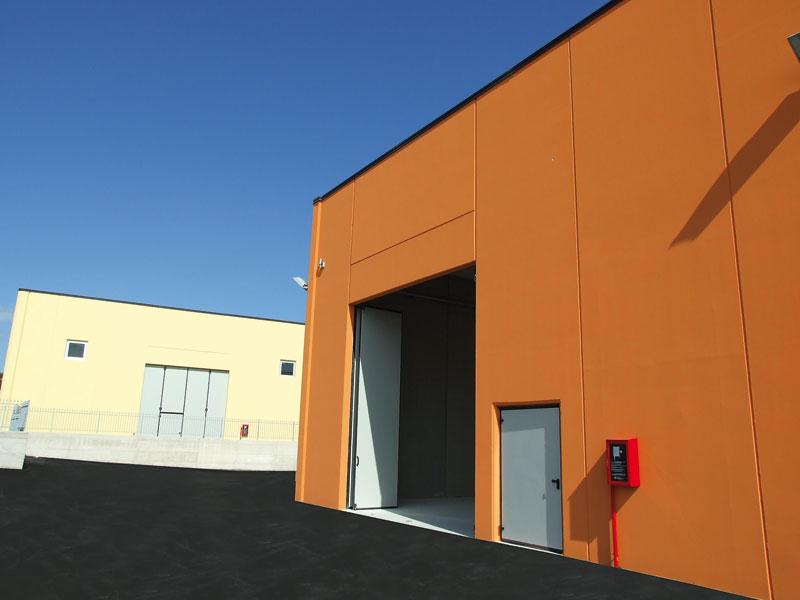 Il nostro centro produttivo