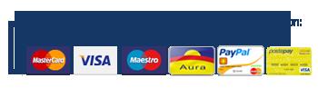 Carte di credito utilizzabili con Paypal