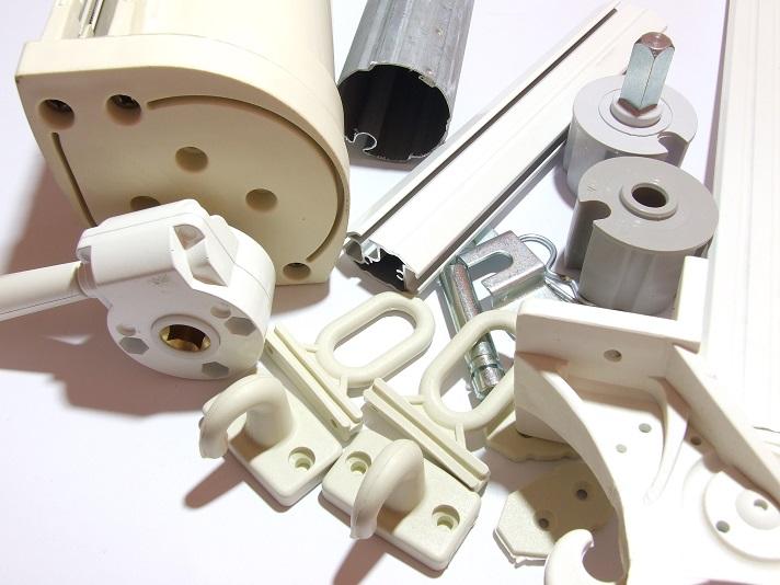 Schema Elettrico Per Tende Da Sole : Kit da completo di rullo terminale e accessori