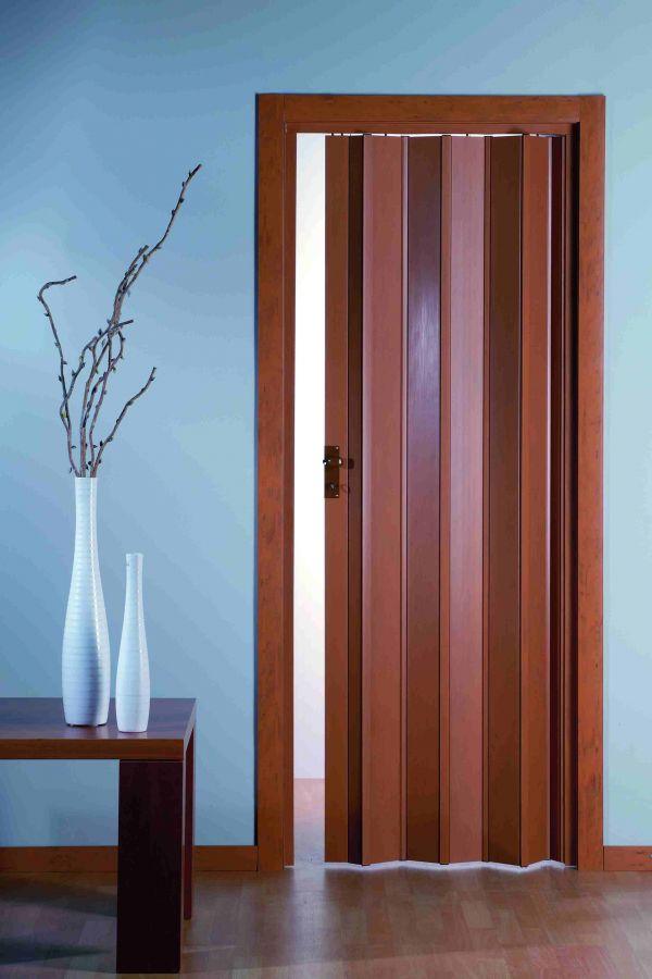 Porta a soffietto in pvc su misura senza vetri - Porta a soffietto in vetro ...