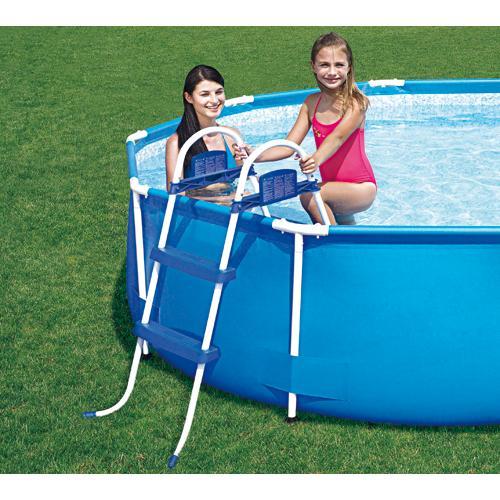 Scaletta x piscina doppia piccola 76 cm - Piccola piscina ...