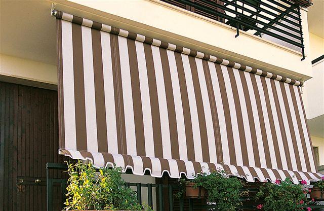 Tenda da sole 3000 a caduta verticale per balcone - Tende da balcone ikea ...