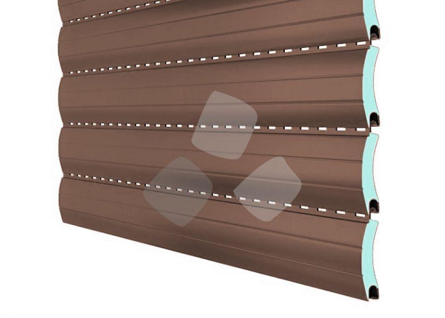 Avvolgibili In Alluminio Coibentato Prezzi.Avvolgibile In Alluminio Coibentato Tapparella Ad Alta Densita