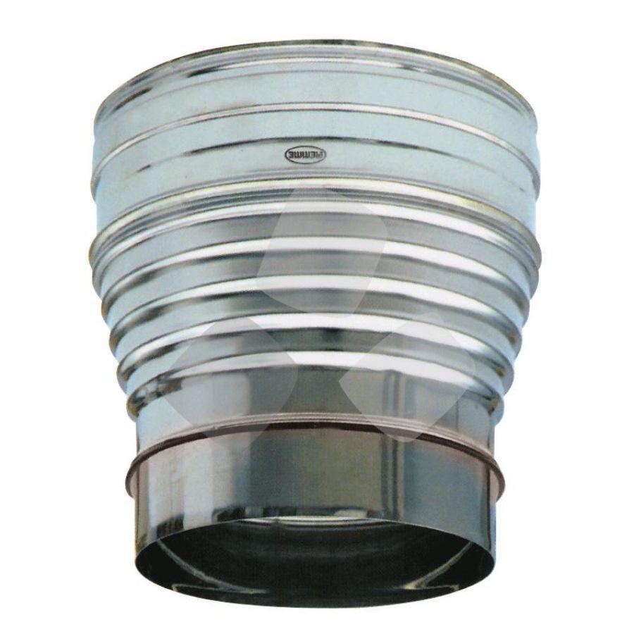 Maggiorazione X Canna Fumaria Acciaio Inox diametro 180/200mm