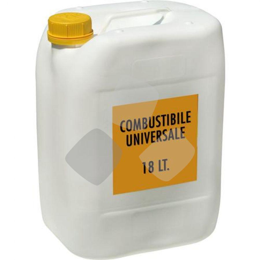 Combustibile Universale (petrolio) Liquido 18lt X Stufe