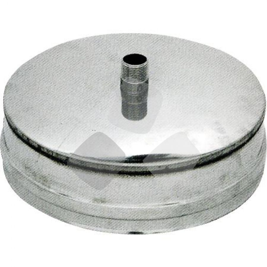 Tappo Anticondensa Aperto X Stufa Pellet Acciaio Inox304 Ø12cm