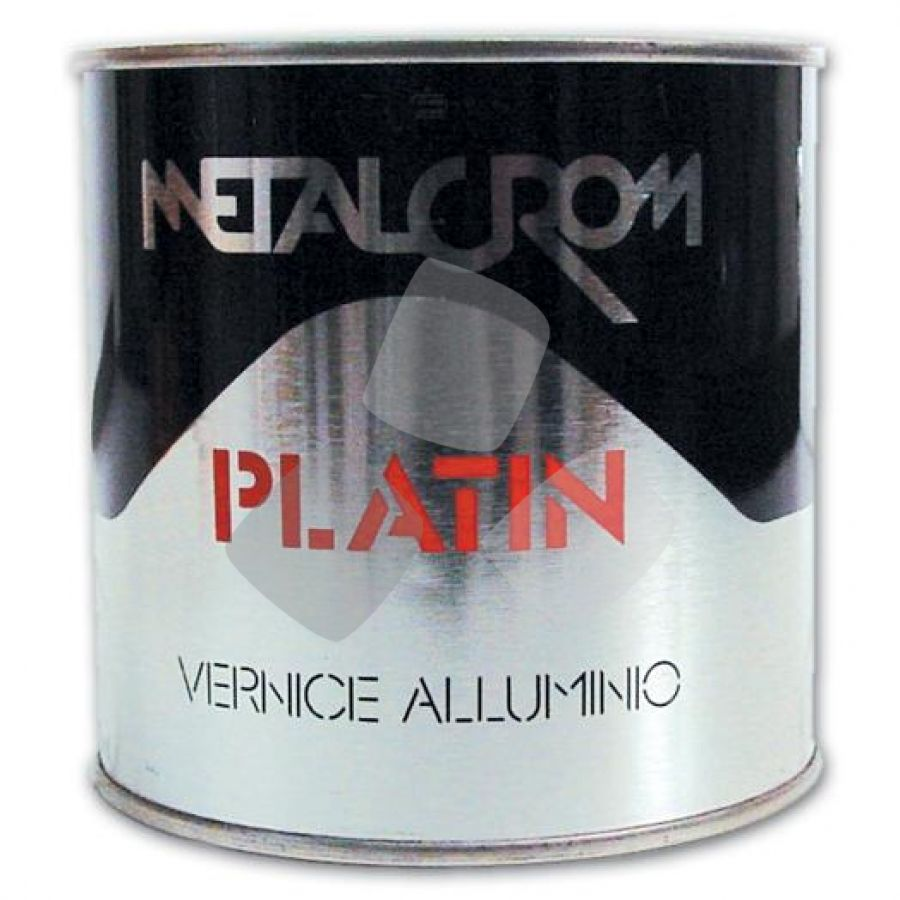 Vernice Platin Metalcrom Lt.0,125 Alluminio