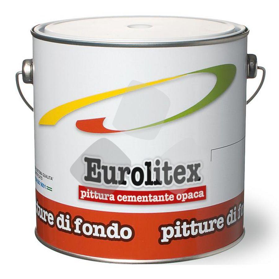 Cementite Eurolitex Bianco 0,250 V