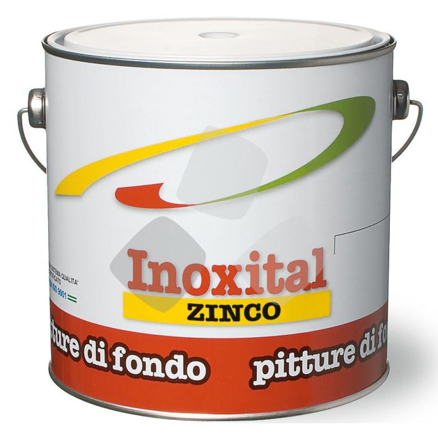 Antiruggine Inoxital Zinco Grigio 0,500 V