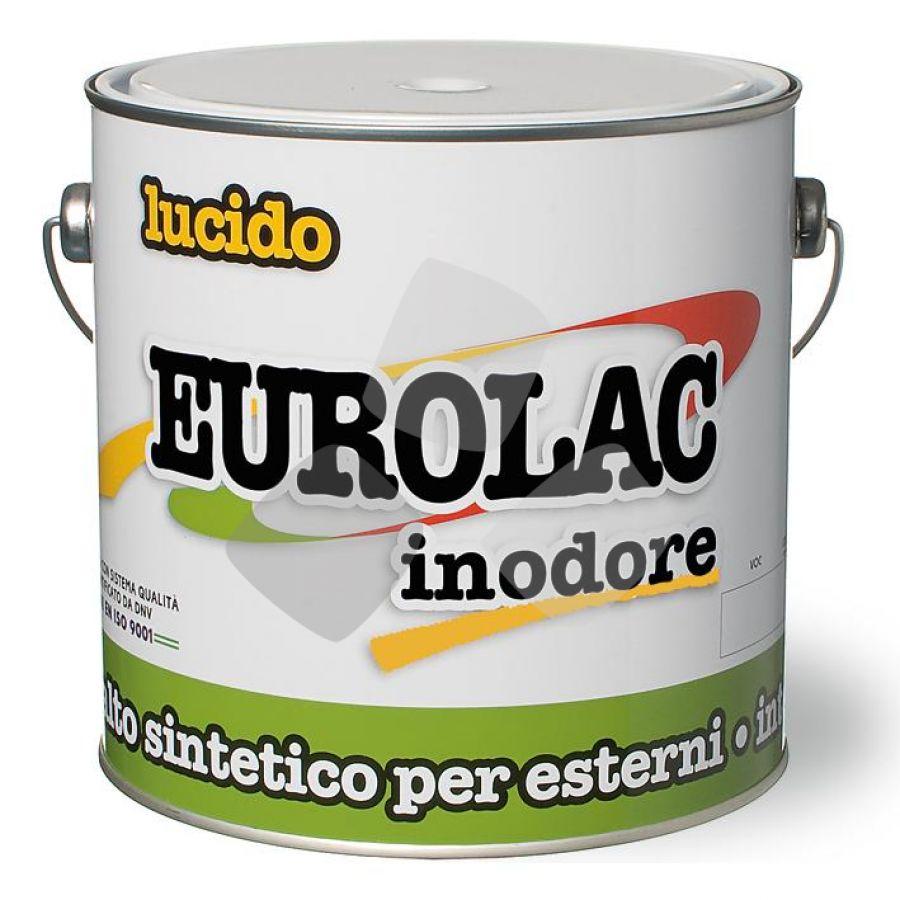 Smalto Eurolac Inodore 2,500 Bianco V