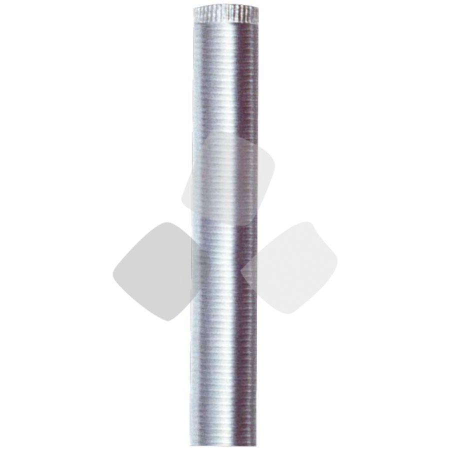Tubo Flessibile Mt 3 Alluminio diametro da 8 a 12cm.