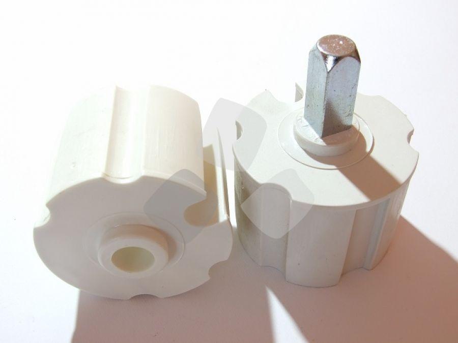 Kit calotte per tenda da sole diametro mm.70