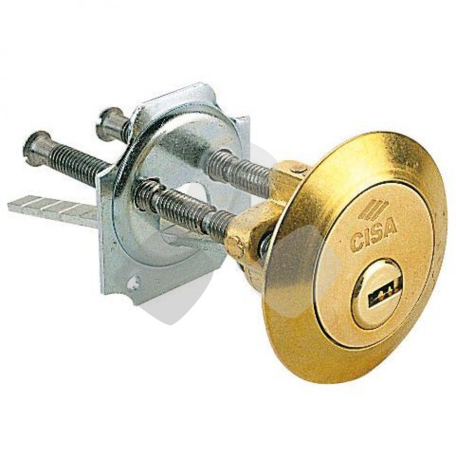 Cilindro da applicare tondo 0a510 cisa - Cilindro europeo cisa 5 chiavi ...