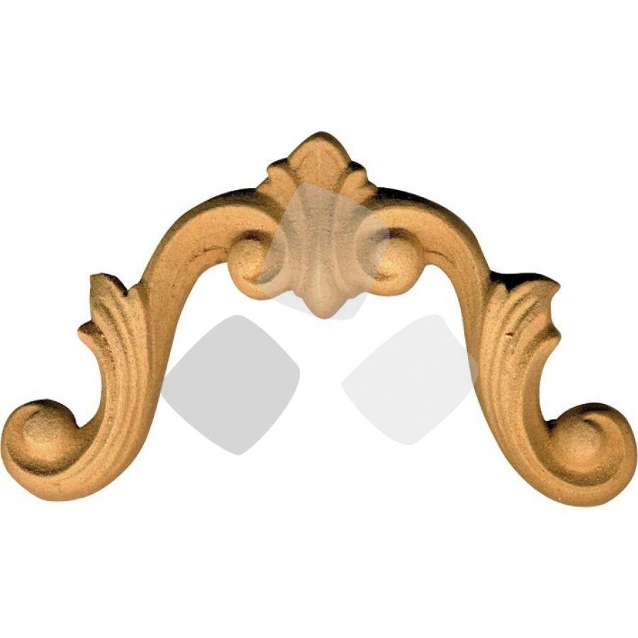 Fregio per mobili in pasta di legno 034045 misura 97x60h mm - Fregi per mobili ...