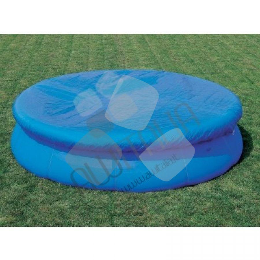 Telo copertura piscina tonda 366 cm - Riparazione telo piscina ...