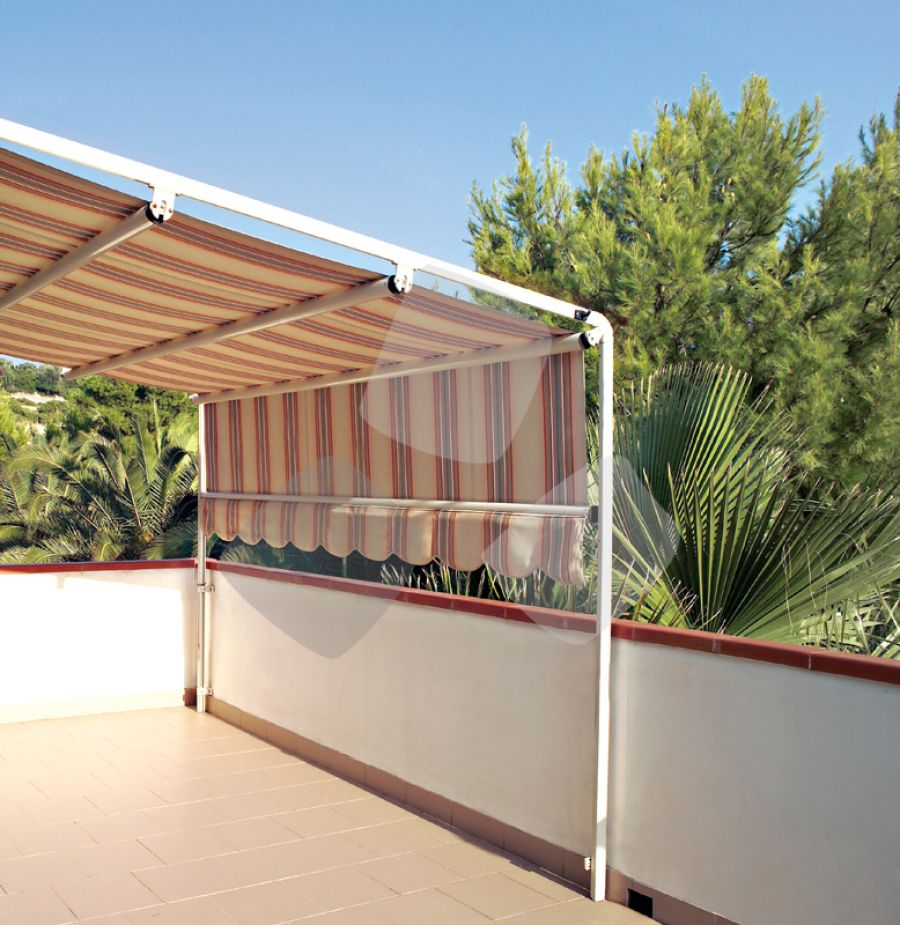 Tenda da sole giardino mini per piccoli spazi vendita - Tende da sole per giardino ...