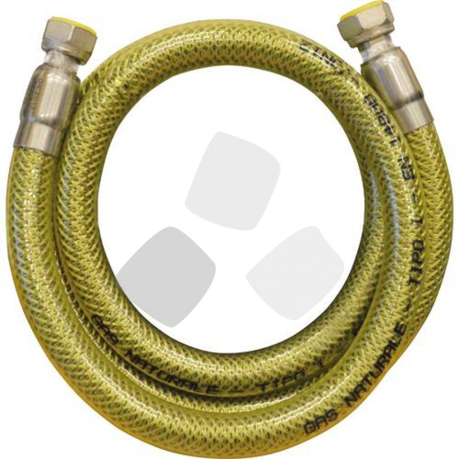 Tubo X Gas Metano Maurer Flessibile 1mt-att.1/2