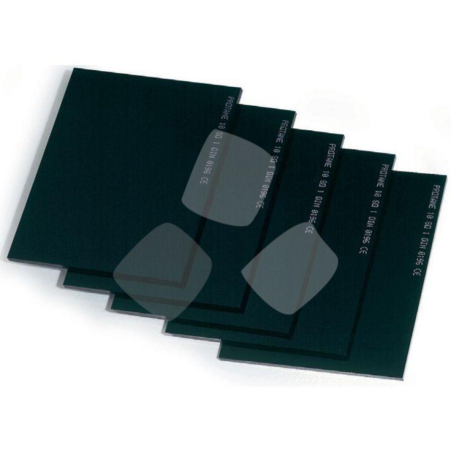Vetro Protane Verde Per Maschera Din11 75x98