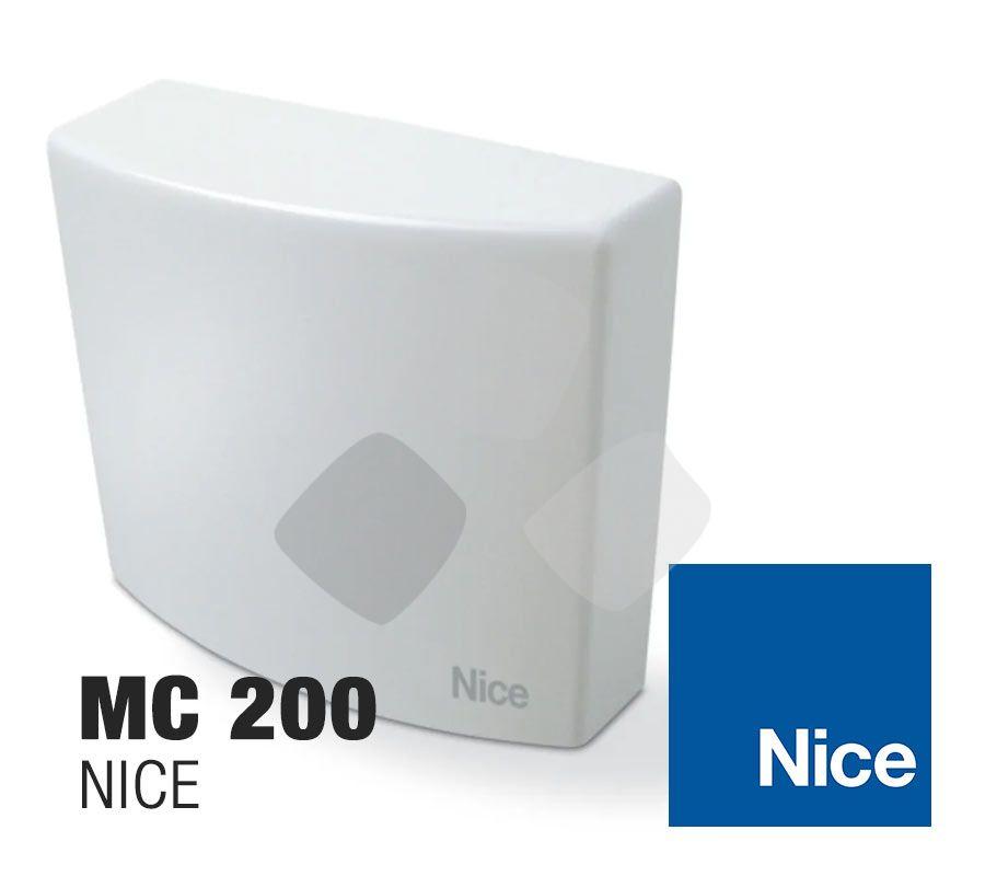 Nice MC200 - centrale di comando per motori di serrande porte e tapparelle