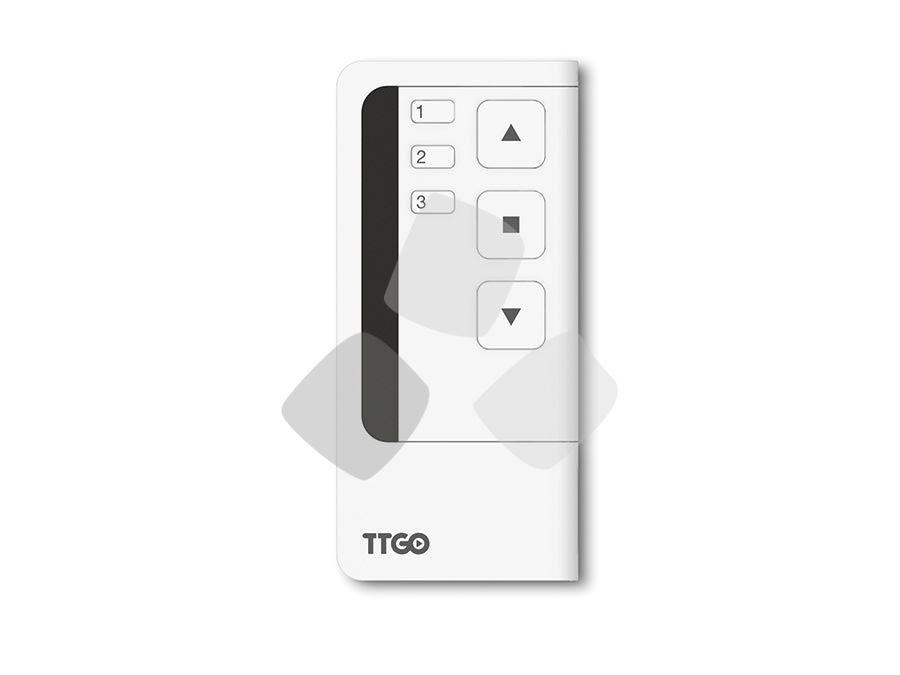 Telecomando trasmettitore Nice TG3 a 3 canali