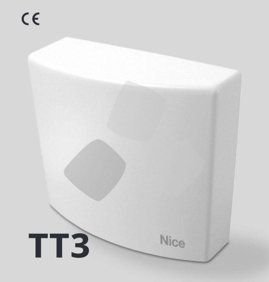 Centrale di comando Nice TT3 senza ricevitore per tende da sole