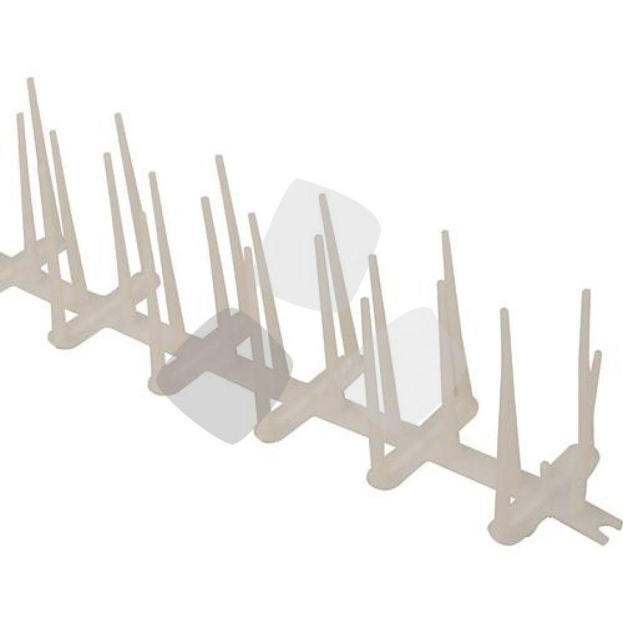 Dissuasori Piccioni 40 Spilli Base Polietilene 50cm (0302) PZ.50