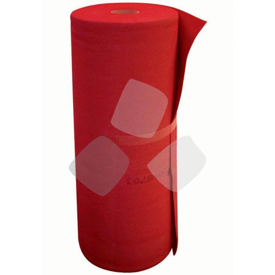 Tappeto Natale Passatoia Rosso H100cm 40mt