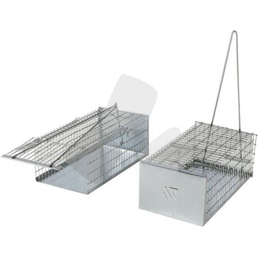 Trappola A Galleria Zincata X Topi E Ratti