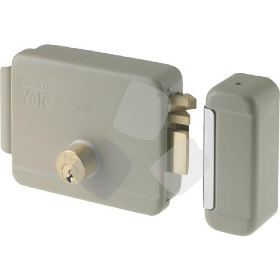 """Serratura Yale """"680"""" Elettrica 12v 50mm-dx (68000501)"""