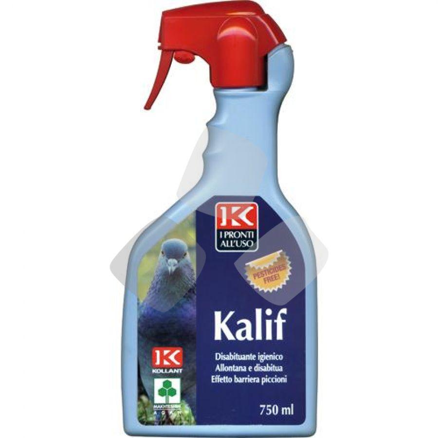 """Repellente Spray X Piccioni """"kalif"""" 750ml Kollant"""