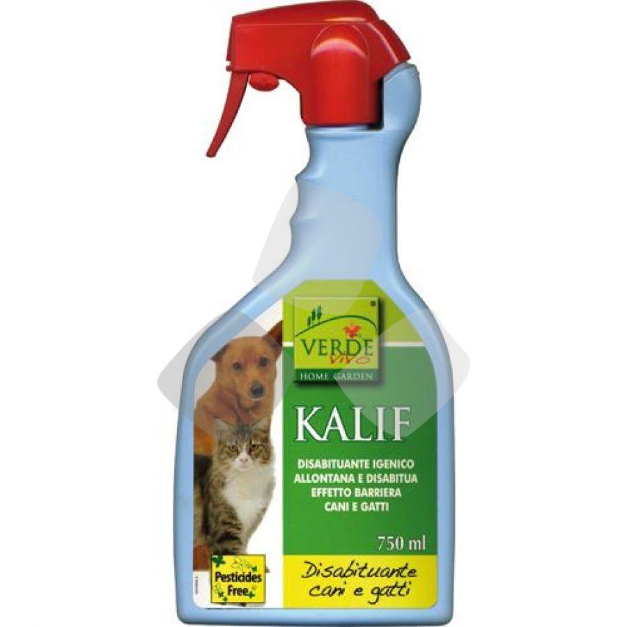 """Repellente Spray X Cani E Gatti """"kalif"""" 750ml Kollant"""