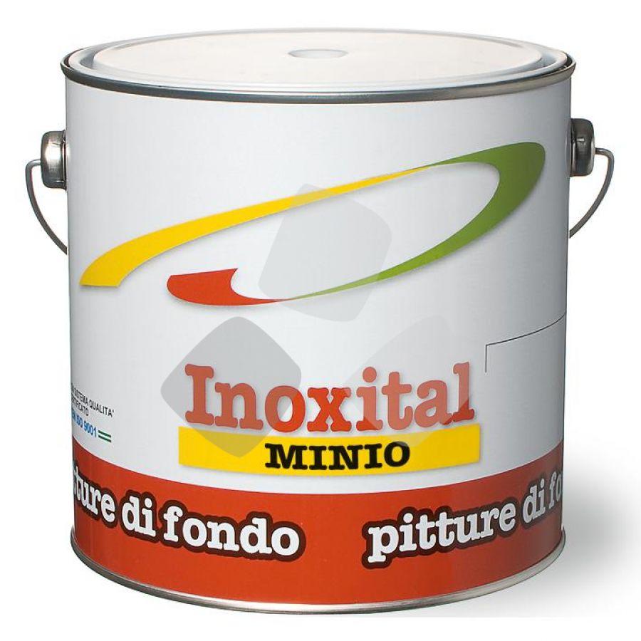 Antiruggine Inoxital Minio Arancio 0,500 V