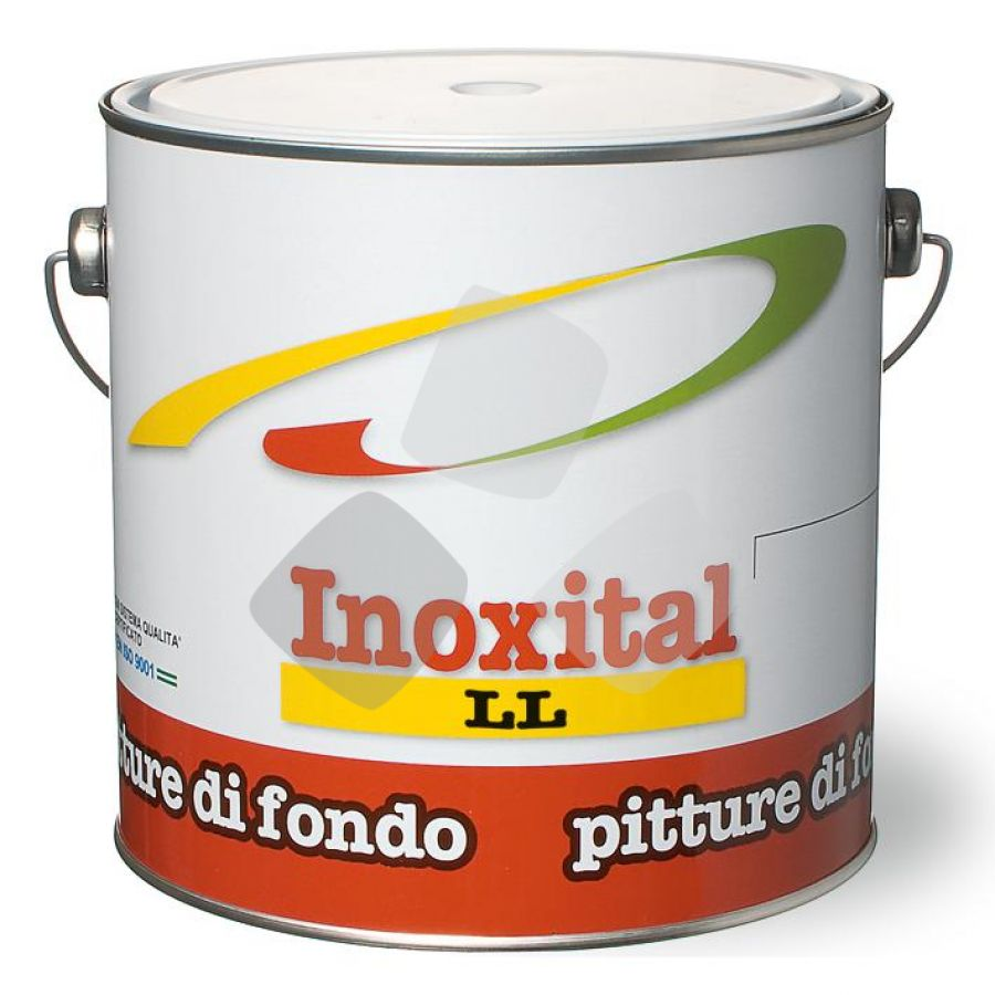 Antiruggine Inoxital Ll Giallo Ocra 0,500 V
